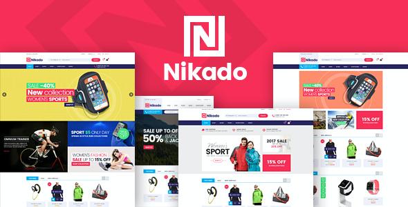Test du thème WordPress Nikado , voici notre avis
