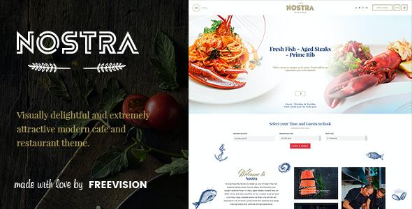 Test du thème WordPress Nostra , découvrez notre avis