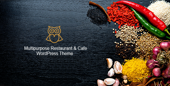 test OWL - Multipurpose Restaurant & Cafe WordPress Theme
