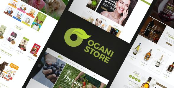 Test du thème WordPress Ogani , découvrez notre avis