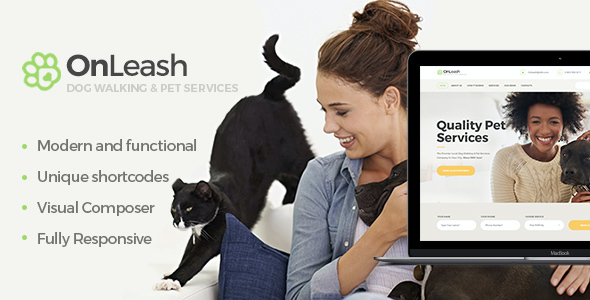 test OnLeash | Dog Walking & Pet Services