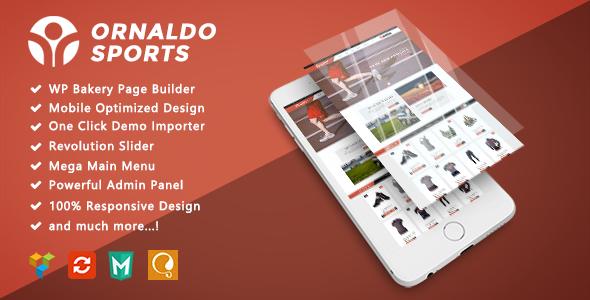 Test du thème WordPress Ornaldo , voici notre avis
