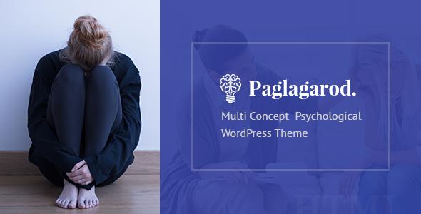 Test du thème WordPress Paglagarod , voici notre avis