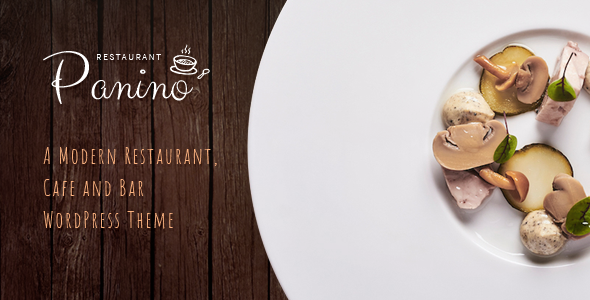 test Panino - A Modern Restaurant and Cafe WordPress Theme