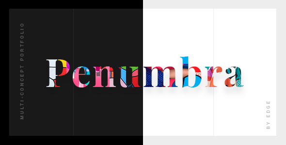 test Penumbra - A Contemporary Multi-Concept Portfolio