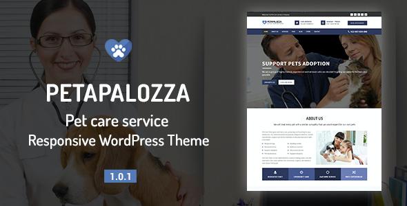 Test du thème WordPress Petapalozza , découvrez notre avis