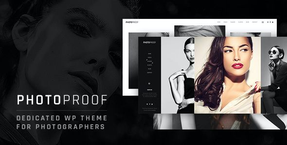 test PhotoProof | Photography Responsive WordPress Theme