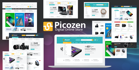 test Picozen - Electronics theme for WooCommerce WordPress