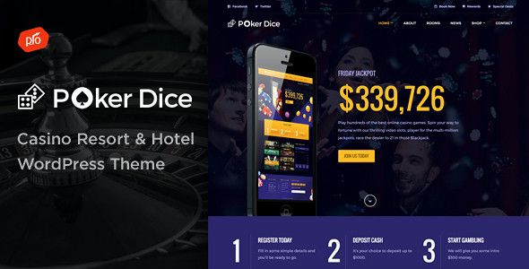 test Poker Dice - Casino Resort & Hotel