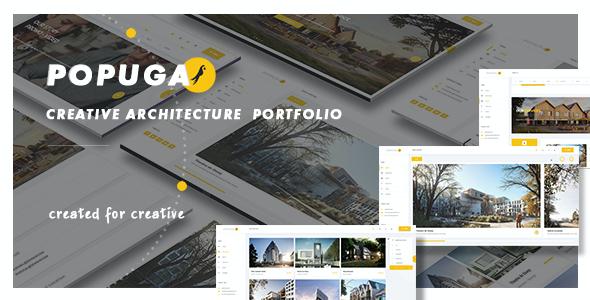 Test du thème WordPress Popuga , découvrez notre avis