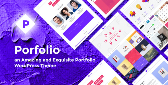 test Porfolio - Creative Agency & Personal Portfolio WordPress Theme