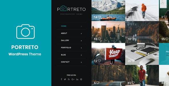test Portreto - Photography & Portfolio WordPress Theme