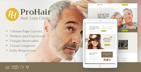 test ProHair | Hair Loss Clinic & Cosmetology