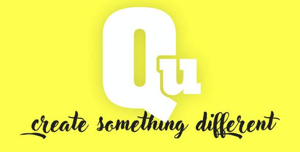 Test du thème WordPress Qu , découvrez notre avis