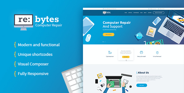 test Re:bytes | Computer Repair Service WP Theme