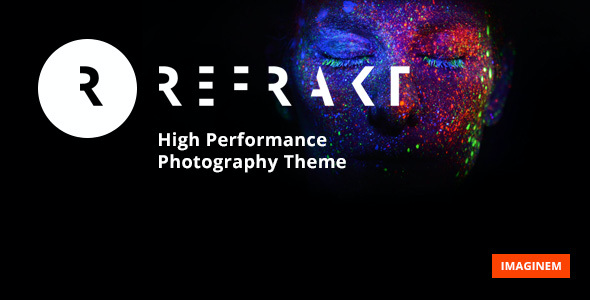 test Refrakt | High Performance Photography Theme