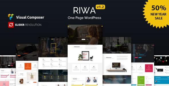 Test du thème WordPress Riwa , voici notre avis