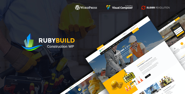 test RubyBuild – Building & Construction WordPress Theme