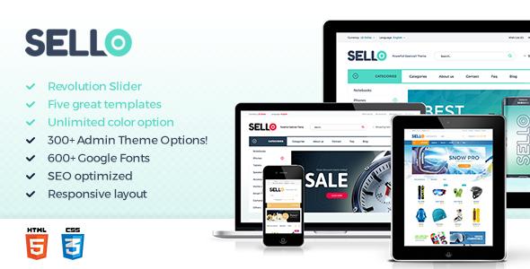 Test du thème WordPress Sello , voici notre avis