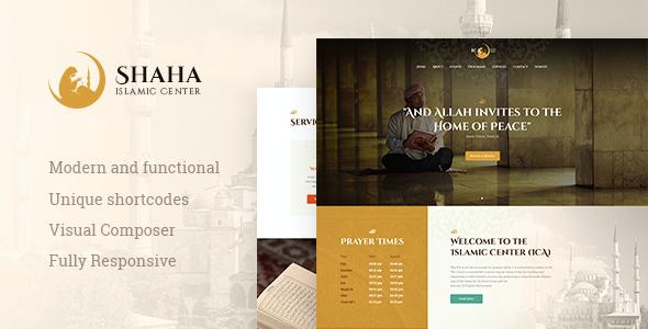 Test du thème WordPress Shaha , découvrez notre avis