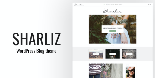 Test du thème WordPress Sharliz , découvrez notre avis