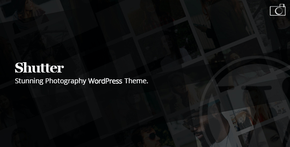 test Shutter - Photography WordPress Theme