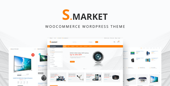 test Smarket - Advanced Multipurpose WooCommerce WordPress Theme