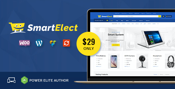 test SmartElect - Multipurpose WooCommerce Theme
