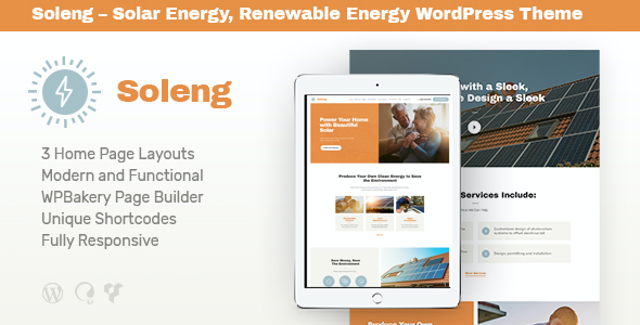 test Soleng | Solar Energy Company WP Theme