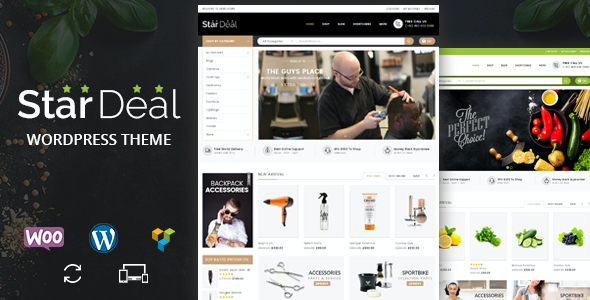 test Star Deal - Multipurpose WooCommerce Theme