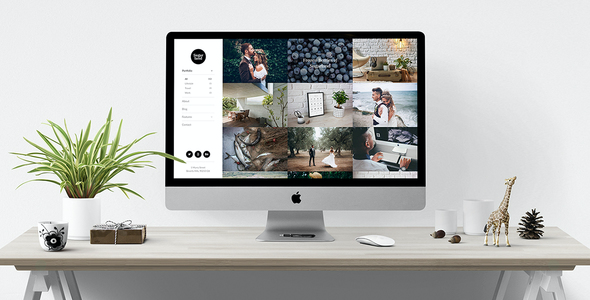 test Sugarland – Contemporary Portfolio for Creatives that Stands Out WordPress Theme