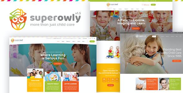 Test du thème WordPress SuperOwly , voici notre avis