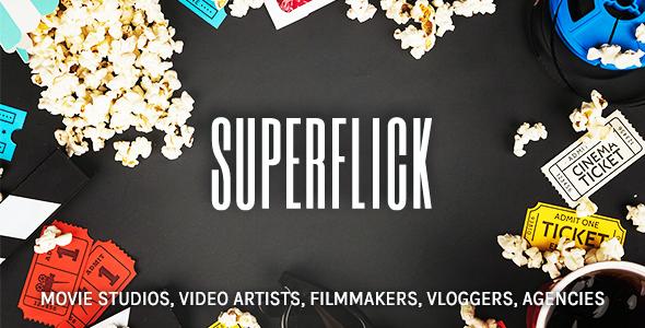 Test du thème WordPress Superflick , découvrez notre avis