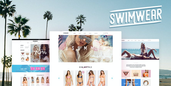test Swimwear - SummerShop WooCommerce WordPress Theme