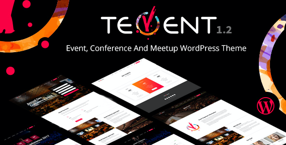 test Tevent - Conference & Event WordPress Theme