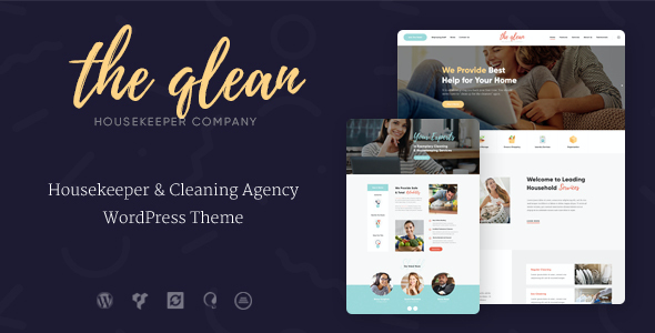 test The Qlean | Cleaning Company WP Theme