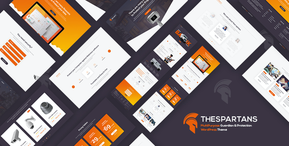 test TheSpartans - MultiPurpose Guardian & Protection WordPress Theme