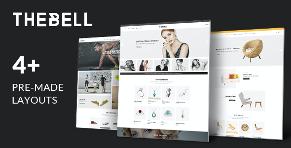 test Thebell - Multipurpose Responsive WordPress Theme