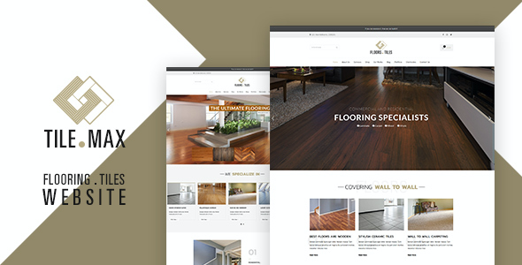 test Tilemax - Flooring, Tiling & Paving WP Theme