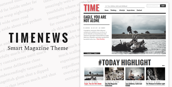test TimeNews - Publisher, Magazine, Newspaper Theme