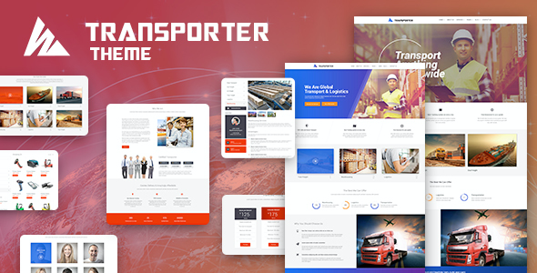 test Transporter | Transportation & Logistics WordPress Theme