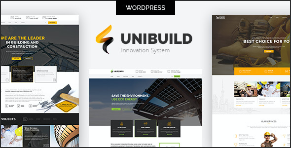 test Unibuild | Technology Companies and Business WordPress Theme