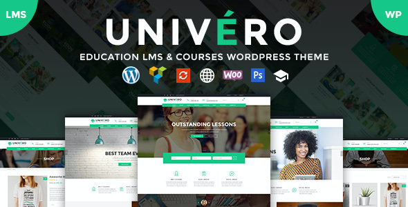 test Univero | Education LMS & Courses WordPress Theme