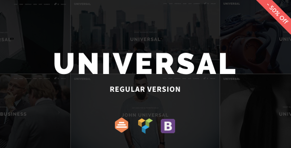 test Universal - Corporate WordPress Multi-Concept Theme