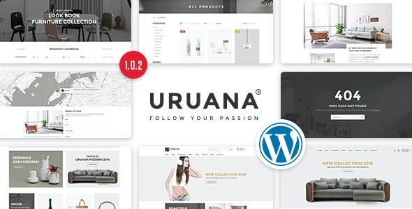Test du thème WordPress Uruana , découvrez notre avis