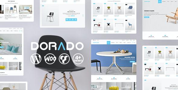 Test du thème WordPress VG Dorado , voici notre avis