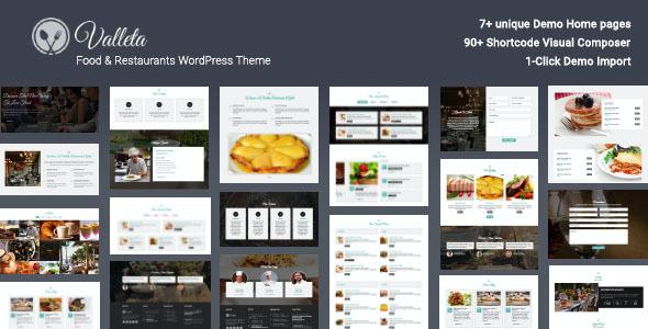 Test du thème WordPress Valleta , voici notre avis