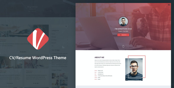 test Verka - CVResume WordPress Theme