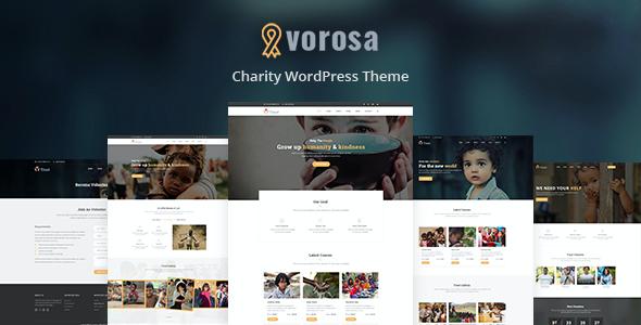 Test du thème WordPress Vorosa , voici notre avis