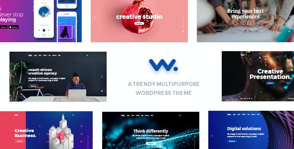 Test du thème WordPress Wilson , découvrez notre avis